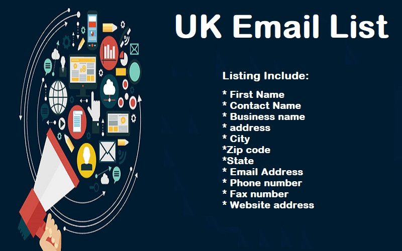 UK Email List